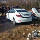 Yozgat'ta feci kaza: Ölü ve yaralılar var