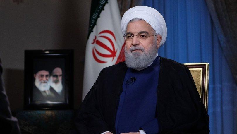 Son dakika: Ruhani'den Türkiye'ye övgü