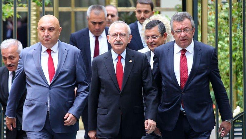 Son dakika: CHP yeni dönem stratejisini belirlemek için kampa giriyor