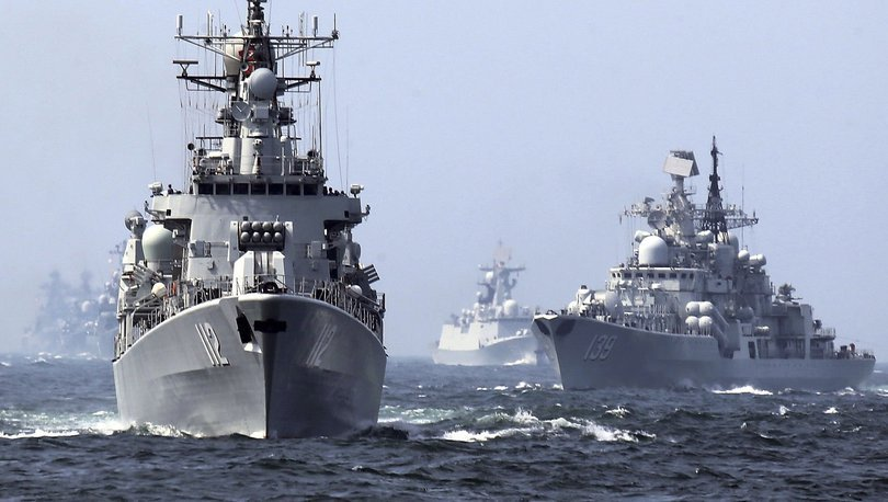 İran'dan ABD donanmasına mesaj: Körfez'de tam kontrol bizde