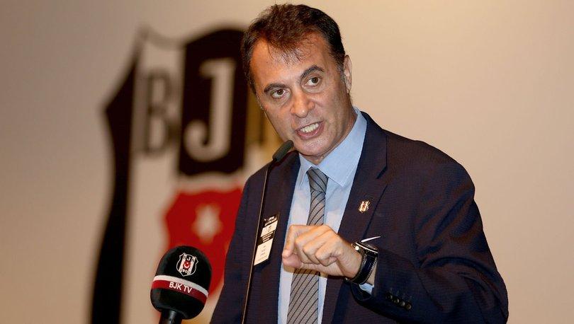Fikret Orman: Transferi Tolga Zengin yaptırdı! Beşiktaş'tan Son Haberler