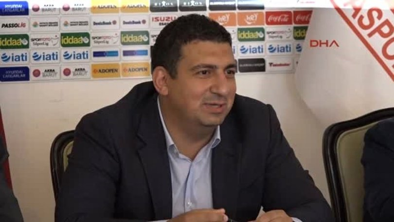 Ali Şafak Öztürk, Antalyaspor başkanlığına yeniden talip