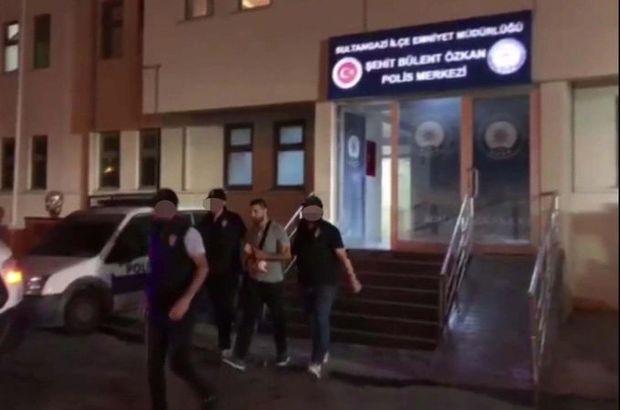 Sultangazi'de terör operasyonu: DBP'li yönetici tutuklandı
