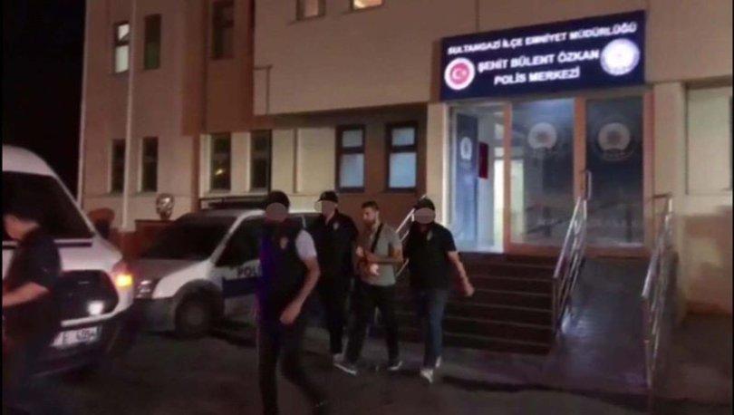Son dakika: Sultangazi'de terör operasyonu: DBP'li yönetici tutuklandı