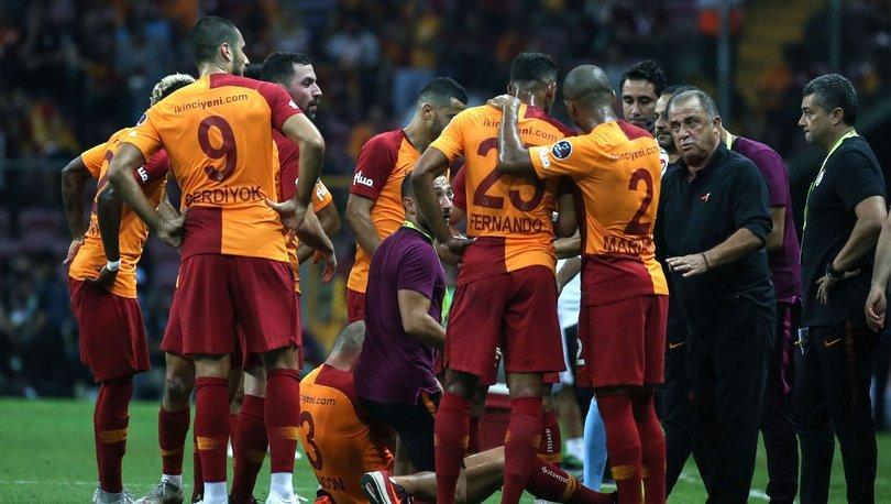 Galatasaray, Fatih Terim ile parlıyor