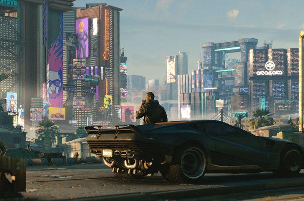 Cyberpunk 2077 oynanış gameplay videosu