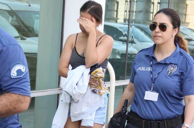 Güvenlik görevlileri yakaladı