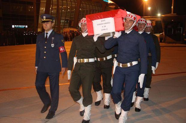 Şehit Osman Karağlı