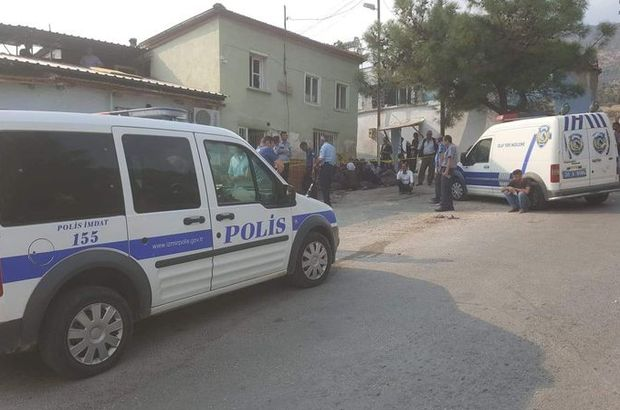 İzmir'de acı olay
