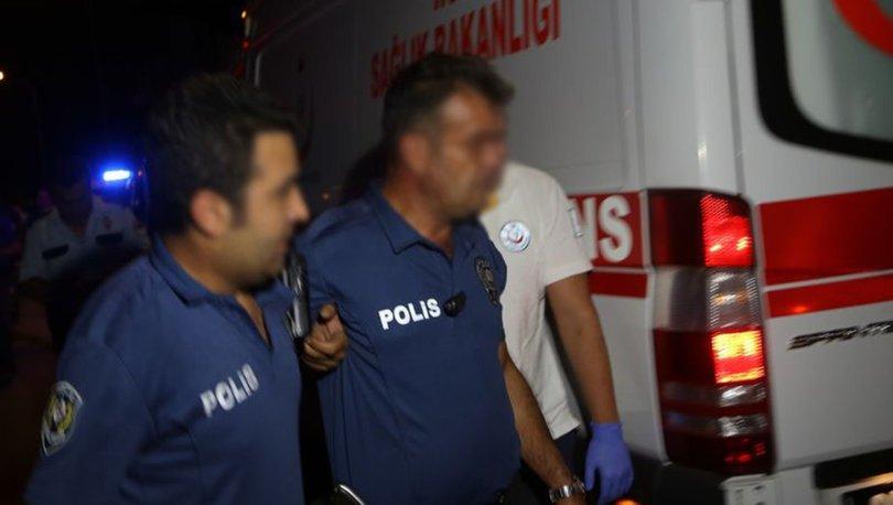 Travesti yardıma gelen polise saldırdı