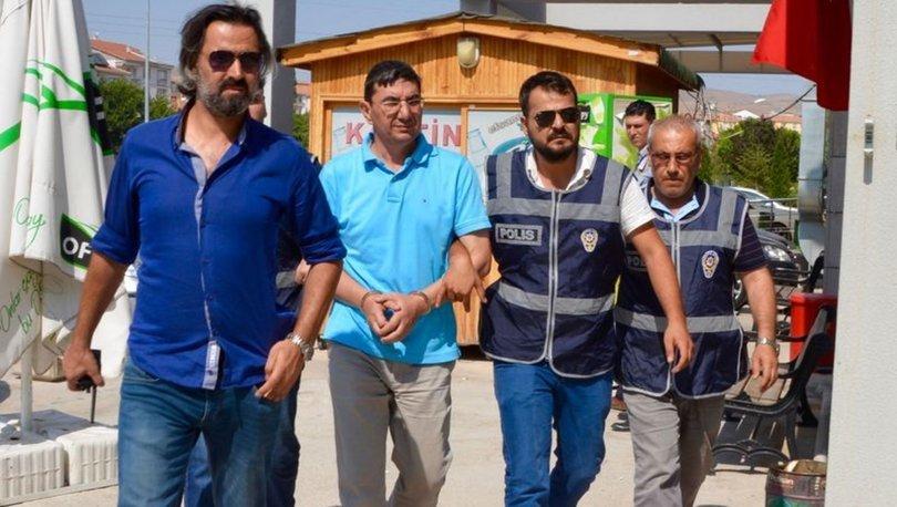 MHP davasının hâkimi Burhan Yaz'a ev hapsi