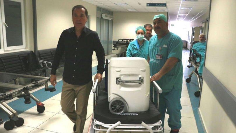 Beyin ölümü gerçekleşen Özgür Ulaş Yiğit'in organları 4 hastaya umut oldu