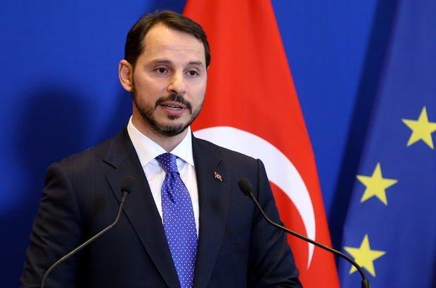 Hazine ve Maliye Bakanı Berat Albayrak Dövizle kira