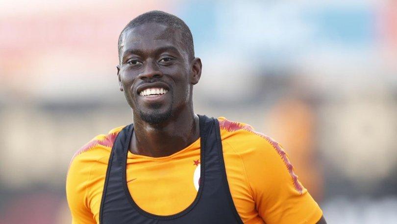 Galatasaray'da Ndiaye ilk idmanına çıktı