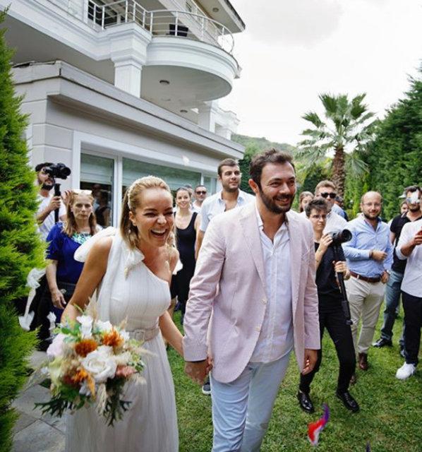 Bengü ile Selim Selimoğlu ile evlendi - Magazin haberleri
