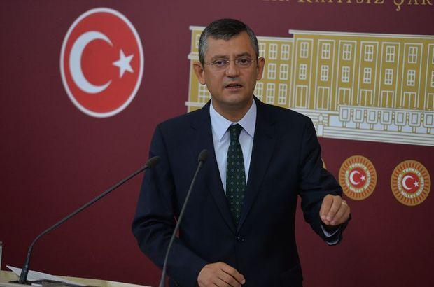 CHP'den soru önergeleri için Binali Yıldırım'a çağrı