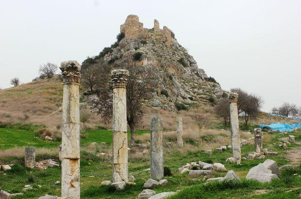 Antik kentin 1500 yıl daha eski olduğu ortaya çıktı