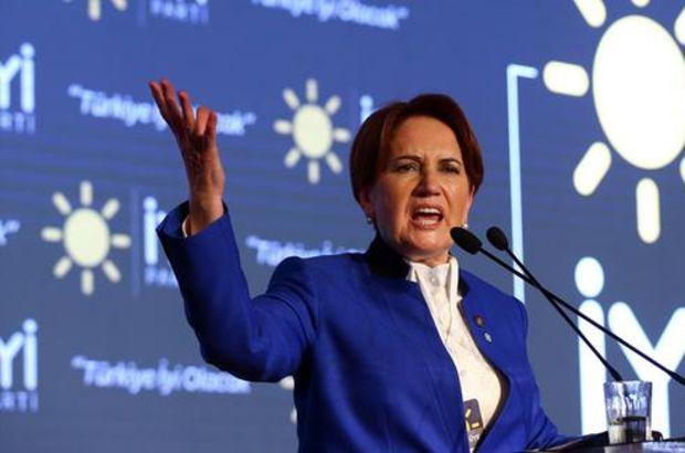 İYİ Parti'de il başkanlarına istifa çağrısı!