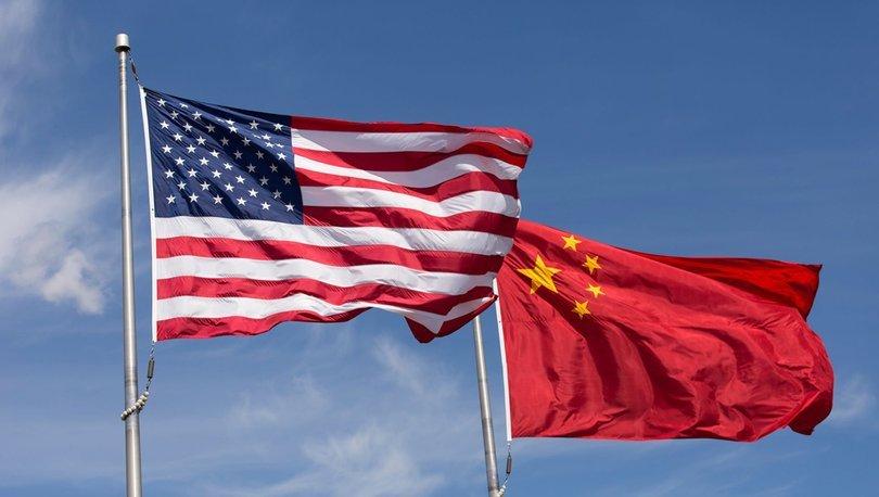 ABD ile Çin arasında yeni gerilim!