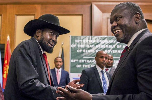 Güney Sudan iç savaşı