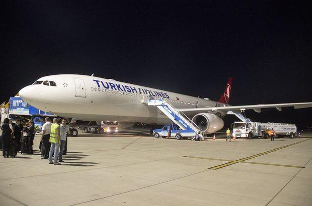 Koca Seyit Havalimanı Balıkesir   Airbus A 330-300