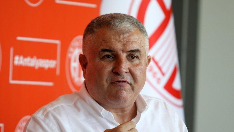 Antalyaspor Kulübü Başkanı Cihan Bulut istifa etti