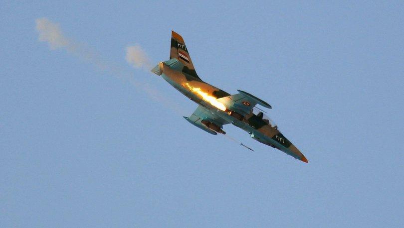 Esad, hava saldırısı korkusuyla askeri hava alanlarını tahliye ediyor