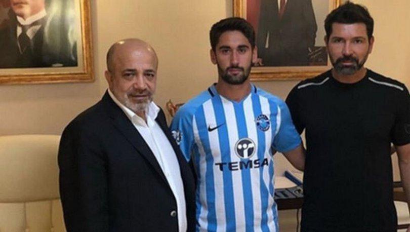 Orkan Çınar, Adana Demirspor'a kiralandı