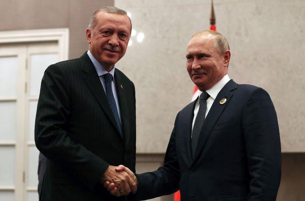 Kremlin duyurdu: Erdoğan ve Putin Tahran'da görüşecek!