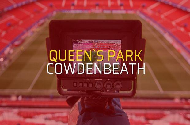 Queen`s Park - Cowdenbeath maçı ne zaman?