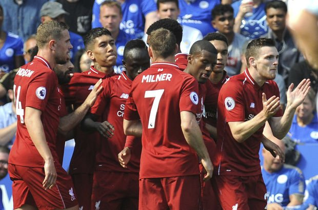 Liverpool - Leicester City