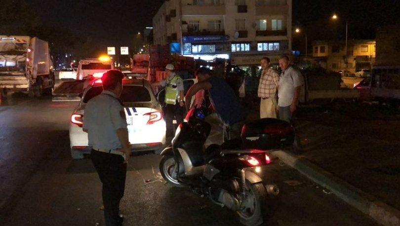 Bursa motosiklet kazası