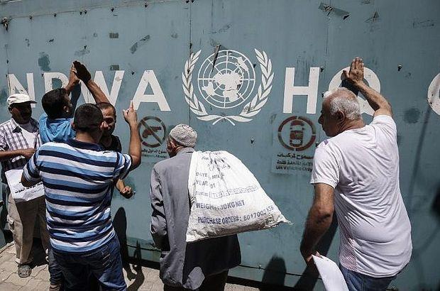 Arap ülkeleri ABD'nin UNRWA kararına tepki gösterdi