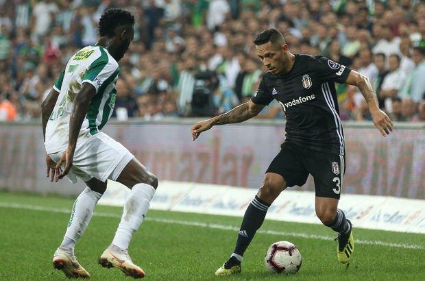 Bursaspor  Beşiktaş