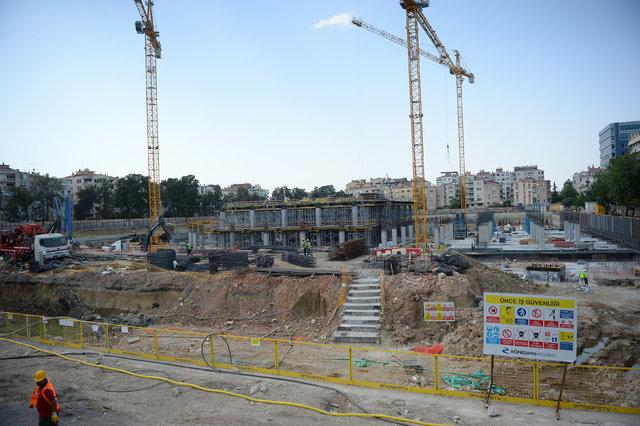 Böyle başlamıştı! İşte Göztepe Stadı'nda son durum!