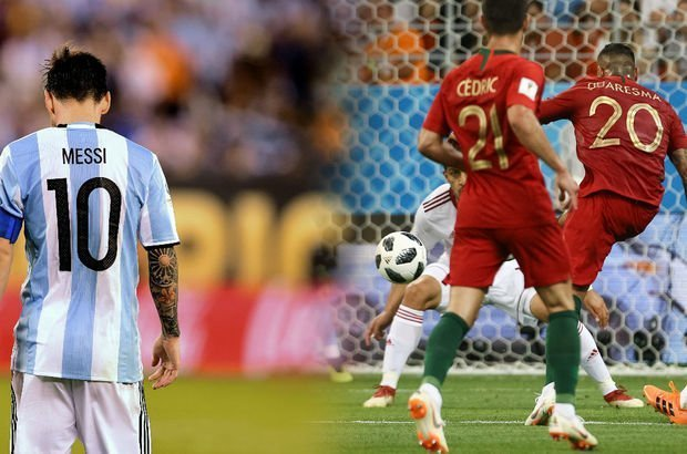 Messi'ye büyük şok! Quaresma da listede