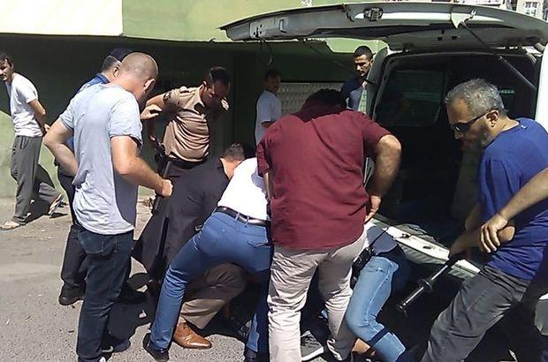 Samsun'da yürekler ağza geldi! Polis silah çekti, o satır...