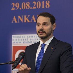 BAKAN ALBAYRAK'TAN ENFLASYON YORUMU
