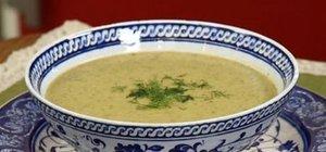 Yeşil detoks çorbası nasıl yapılır? Yeşil detoks çorbası tarifi ve malzemeleri