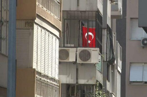 Brunson'un evine Türk bayrağı asıldı