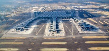 Son dakika: Yeni Havalimanı'nın toplu taşıma işini alan firma belli oldu