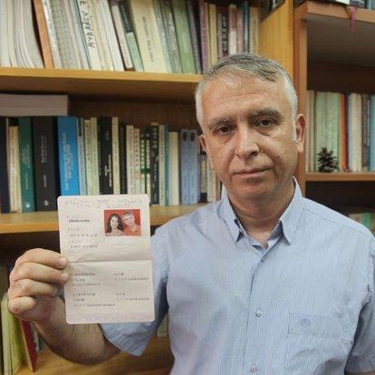 Türk profesörün Çin'e giden eşi, Türkiye'ye dönemiyor