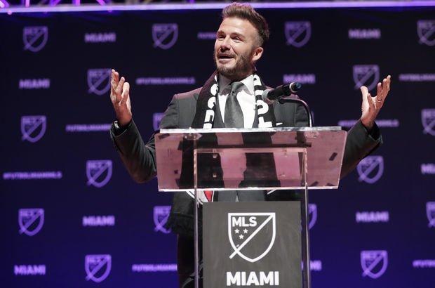 David Beckham, 4 yıl sonra açıkladı!