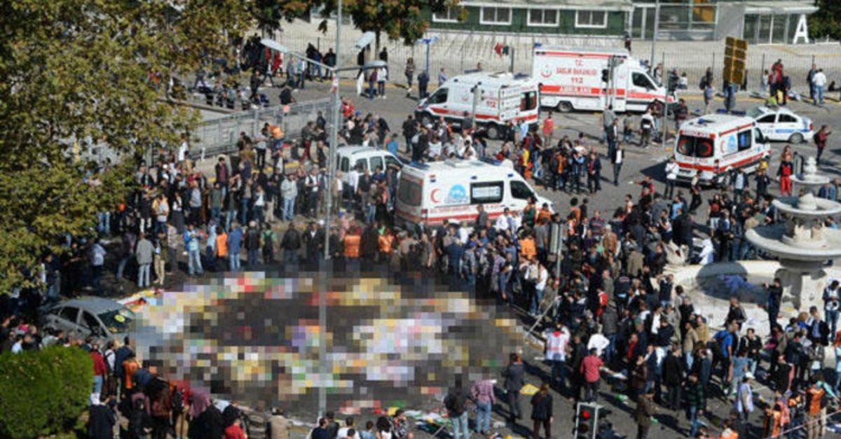 Ankara Gar katliamı davasında İçişleri Bakanlığı ve Valilik tazminata mahkum edildi 19