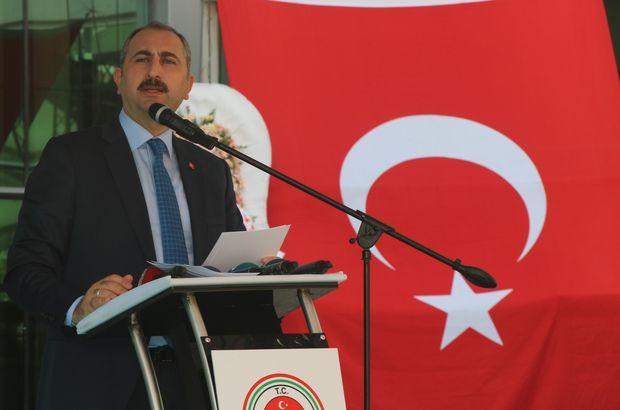 Bakan Gül'den istinaftaki dosyalara ilişkin açıklama