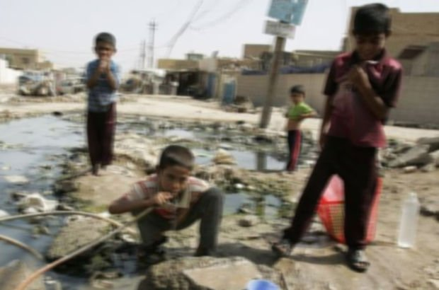 Cezayir'deki kolera salgını