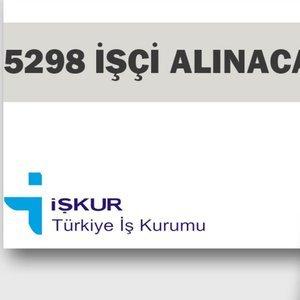 SAĞLIK BAKANLIĞI 5 BİN 298 İŞÇİ PERSONEL ALIMI!