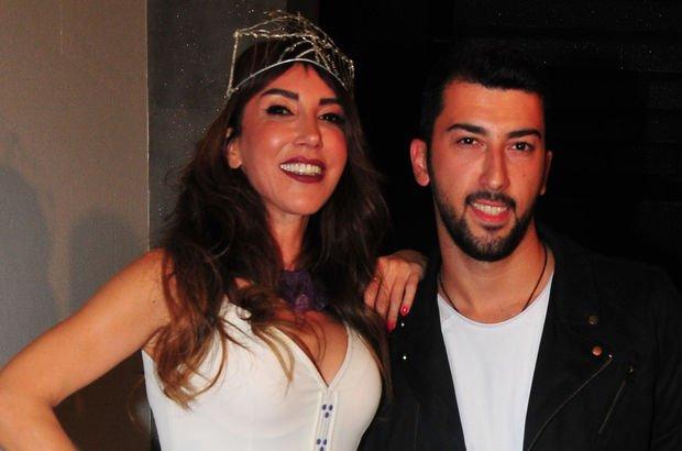 Hande Yener'in oğlu uçakta kavga etti