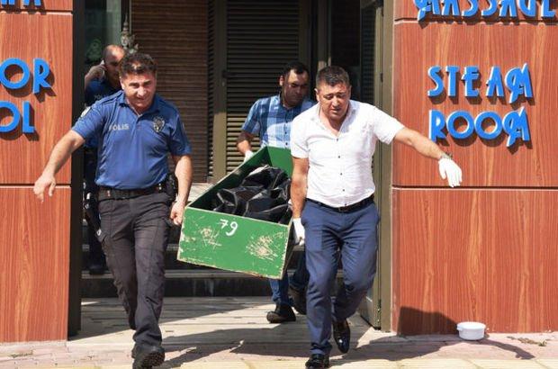 Antalya'da çok acı son...