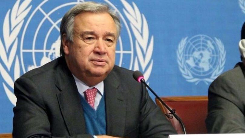 BM Genel Sekreteri Guterresden nükleer denemeleri mesajı 42